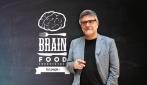 """Brain Food #08 - Giancarlo De Cataldo: """"Le critiche a Masterpiece? Un difetto tutto italiano"""""""