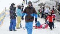 Rino Gattuso in vacanza a Courmayeur