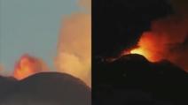 Etna, in continua eruzione per un giorno