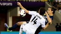 Il Real Madrid batte il Psg in amichevole