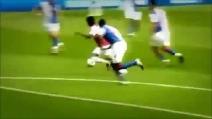 Alex Song, mastino del Barça