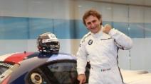 Alex Zanardi ritorna alle corse