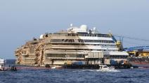La Costa-Concordia sarà rimossa entro giugno. «Rischi ambientali inevitabili»