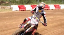 Superprestigio Dirt Track - Pole di Marc Marquez