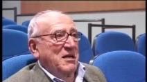 """Intervista ad Arnoldo Foà protagonista di """"Novecento"""" di A.Baricco"""