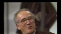 Arnoldo Foà al Maurizio Costanzo