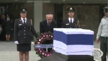 """Israele rende omaggio a Sharon: """"Era il padre di tutti noi"""""""