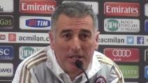 Mauro Tassotti parla di Seedorf e del suo futuro