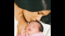 Barbara Chiappini è diventata mamma della piccola Sveva
