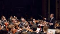 La Mozart Orchestra di Claudio Abbado