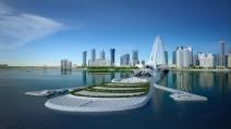 Doha Sharq Crossing: il nuovo ponte di Santiago Calatrava in Qatar