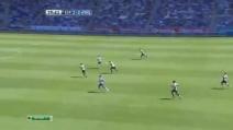 Longo, gol al Bilbao e 'rosso' per eccesso d'esultanza