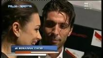 Buffon e Seredova in crisi per Ilaria D'Amico?