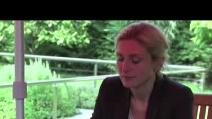 A Cannes Julie Guyet aveva appena perso un bambino da Hollande?