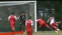Pato, gol di tacco in allenamento col San Paolo