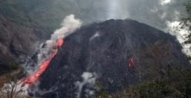 Indonesia, ecco le prime immagini dell'eruzione esplosiva del vulcano Kelud