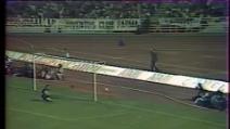 Il gol di Felix Magath alla Juventus