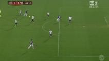 Il super gol di Vargas della Fiorentina contro l'Udinese (semifinale di Coppa Italia)