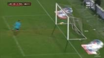 Muriel piega la Fiorentina nella semifinale d'andata di Coppa Italia