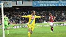 Il raddoppio di Higuain chiude la partita col Milan