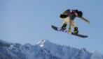 La spettacolare performance di Sage Kotsenburg, primo oro di Sochi