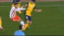 Il grave infortunio a Tiago dell'Atletico Madrid