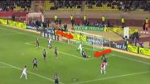 L'autogol clamoroso di Thiago Silva regala il pareggio al Monaco