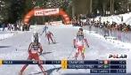 Sochi, sci di fondo femminile: Maiken Caspersen Falla vince l'oro