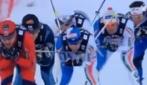 Sci di fondo maschile: Oro per Ola Vigen Hattestad, argento per Federico Pellegrino