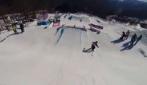 Alexey Sobolev, lo snowboarder che non conquista l'oro, ma il cuore delle ragazze