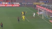 Callejon porta in vantaggio il Napoli contro la Roma in Coppa Italia