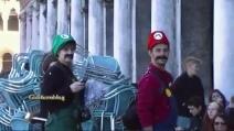 Carnevale di Venezia, arrivano anche Super Mario e Luigi