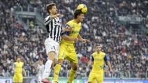 Il gol di Llorente chiude la sfida col Chievo