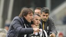 I tifosi fischiano Giovinco, Conte zittisce il pubblico e lo difende