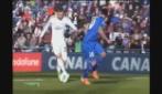 Jese Rodriguez segna il primo gol in Getafe-Real Madrid 0-3
