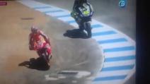 """Marc Marquez supera Valentino Rossi al """"cavatappi"""""""