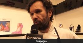 """Carlo Cracco: """"Rachida va avanti perché è fortunata"""""""