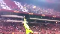 Lo straordinario gol di Soriano del Salisburgo contro l'Ajax