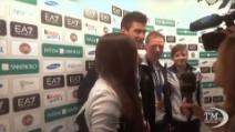 A casa Italia la festa dei ragazzi e delle ragazze del Biathlon