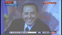 """Berlusconi: """"Democrazia solo se esecutivo è eletto da cittadini"""""""