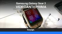 Samsung Galaxy Gear 2 - video anteprima ed hands on