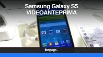 Samsung Galaxy S5 - video anteprima ed hands on
