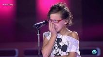 Ha una voce soave, vince e scoppia in lacrime davanti alle telecamere