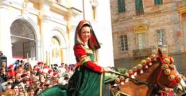 Carnevale 2014, le suggestive immagini della Sartiglia di Oristano