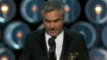 """Alfonso Cuaron Miglior Regista agli Oscar 2014 per """"Gravity"""""""