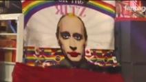 Australia, la marcia per i diritti gay prende di mira Putin