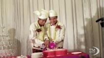 Prime nozze gay pubbliche in Birmania