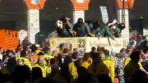 Carnevale di Ivrea 2014: la battaglia delle arance