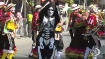 In Colombia il Carnevale che insidia il primato di Rio