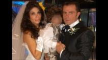 Carmen Di Pietro con la figlia Carmelina, la bambina avuta da Giuseppe Iannoni